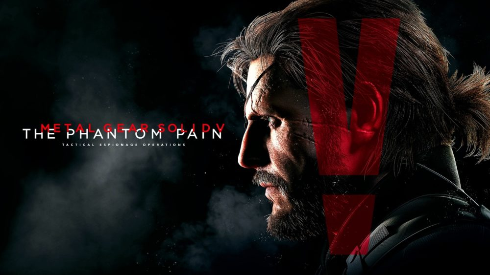 Metal Gear Solid V PlayStation Plus