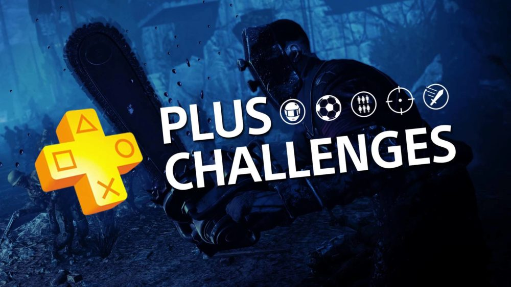 PlayStation Plus Challenges