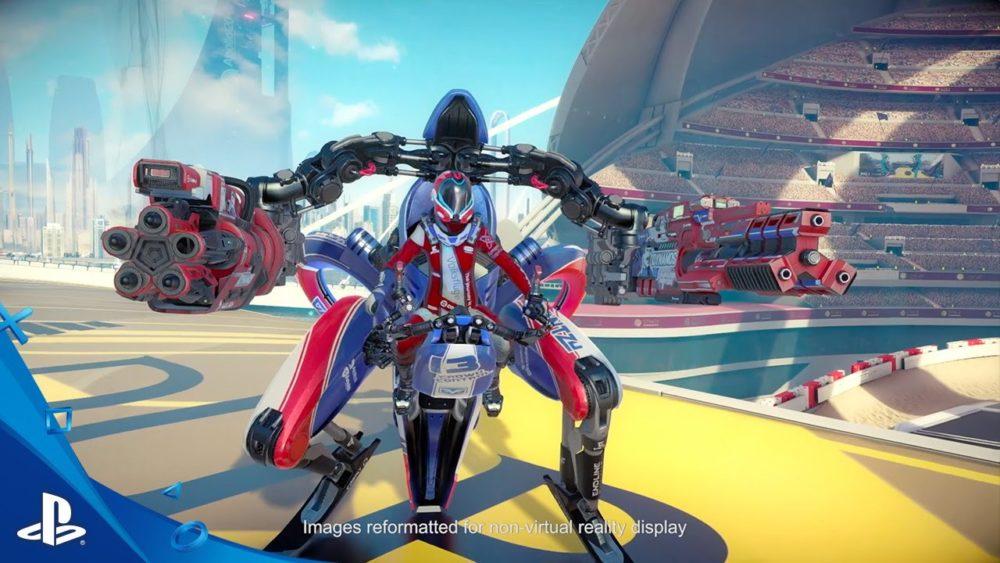 RIGS Mechanized Combat League PlayStation Plus