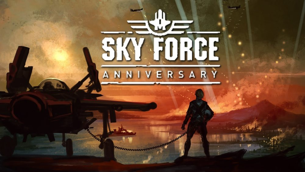 Sky Force Anniversary PlayStation Plus