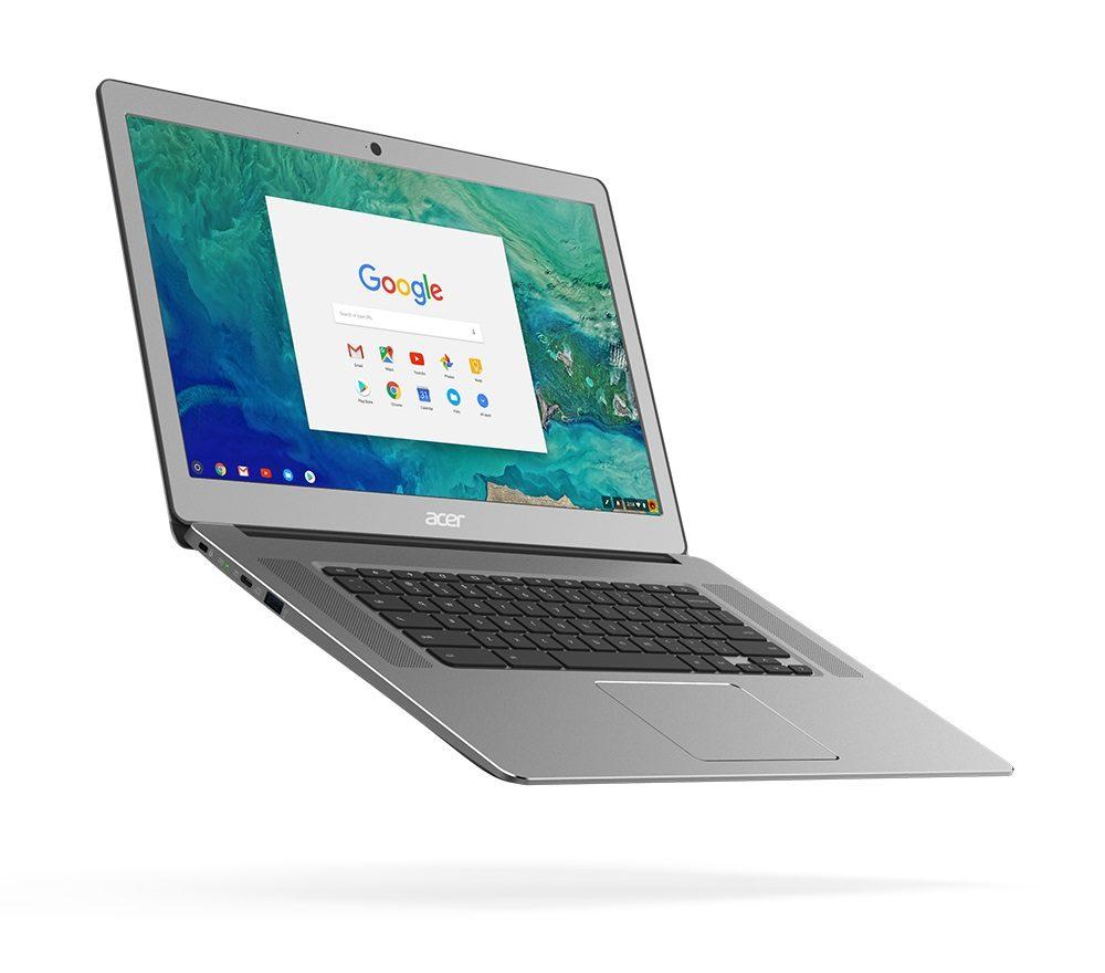 Acer presenta su nuevo Chromebook de 15.6 pulgadas y 12 horas de batería