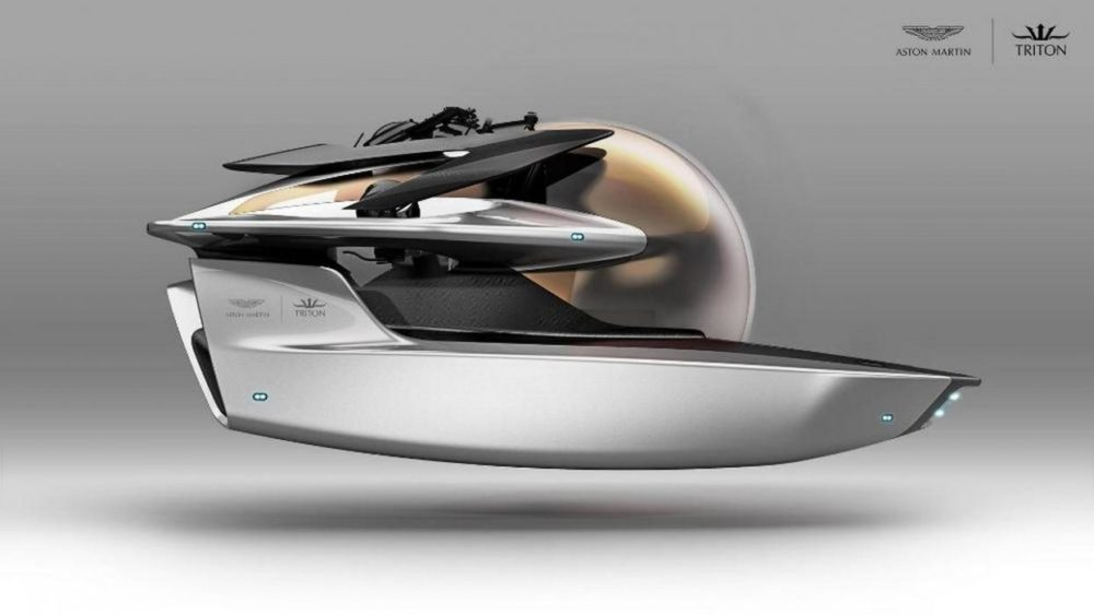 Aston Martin Project Neptune.