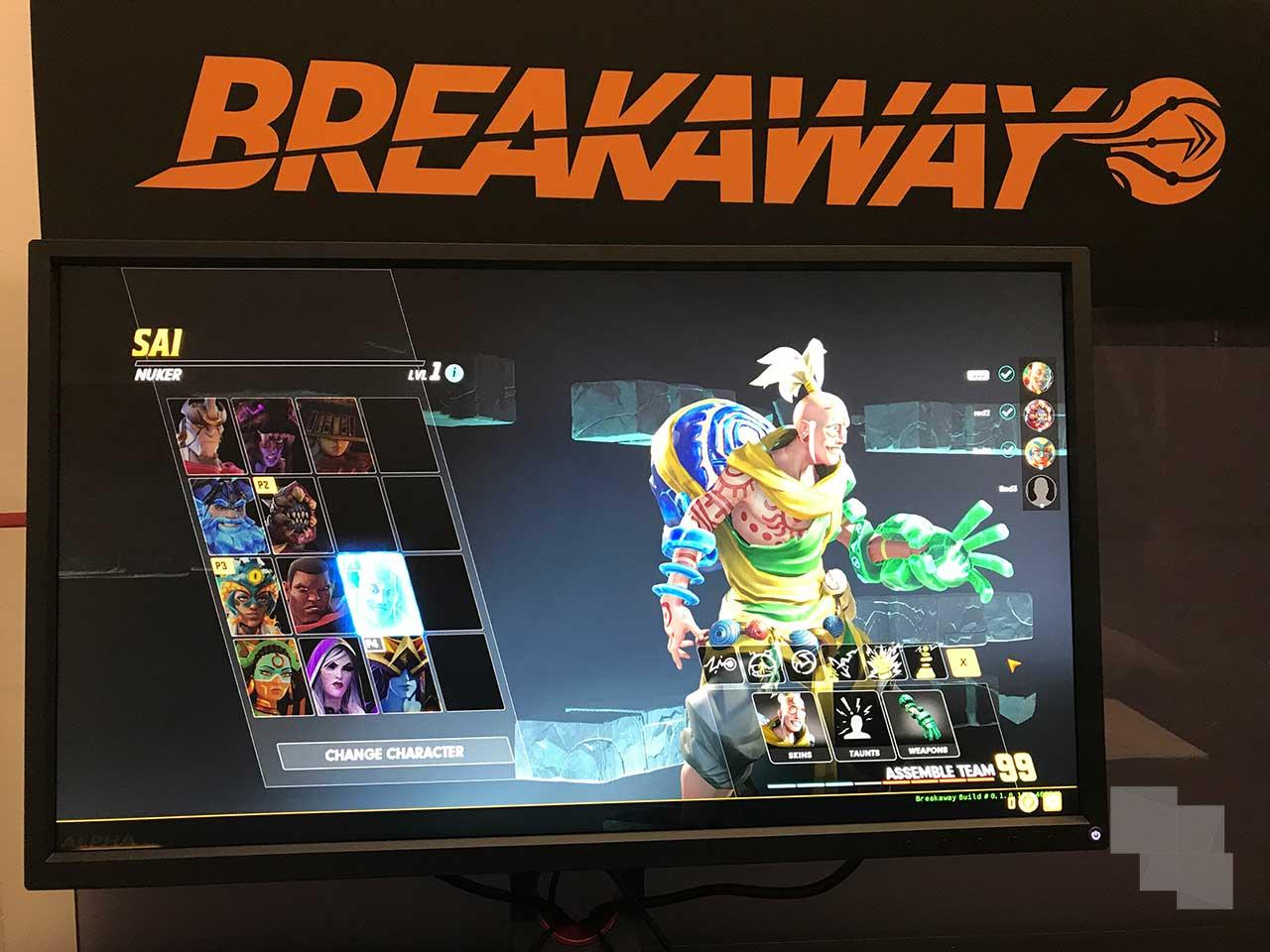 Breakaway, estas son nuestras impresiones tras probarlo a fondo 1
