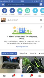 Marketplace: compra y vende de forma sencilla desde Facebook 2
