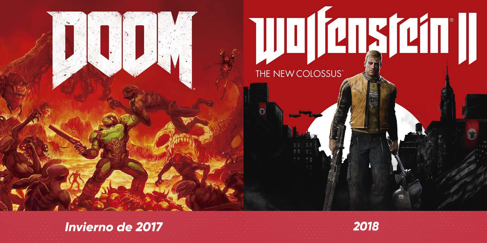 doom wolfenstein