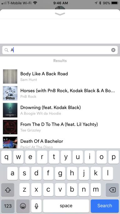 Spotify lanza una aplicación de iMessage para compartir preview de canciones 2