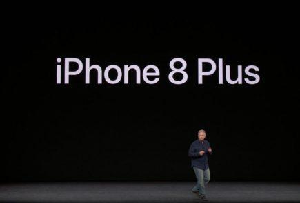 El iPhone 8 Plus presenta fallos técnicos a pocos días de haber salido a la venta 3