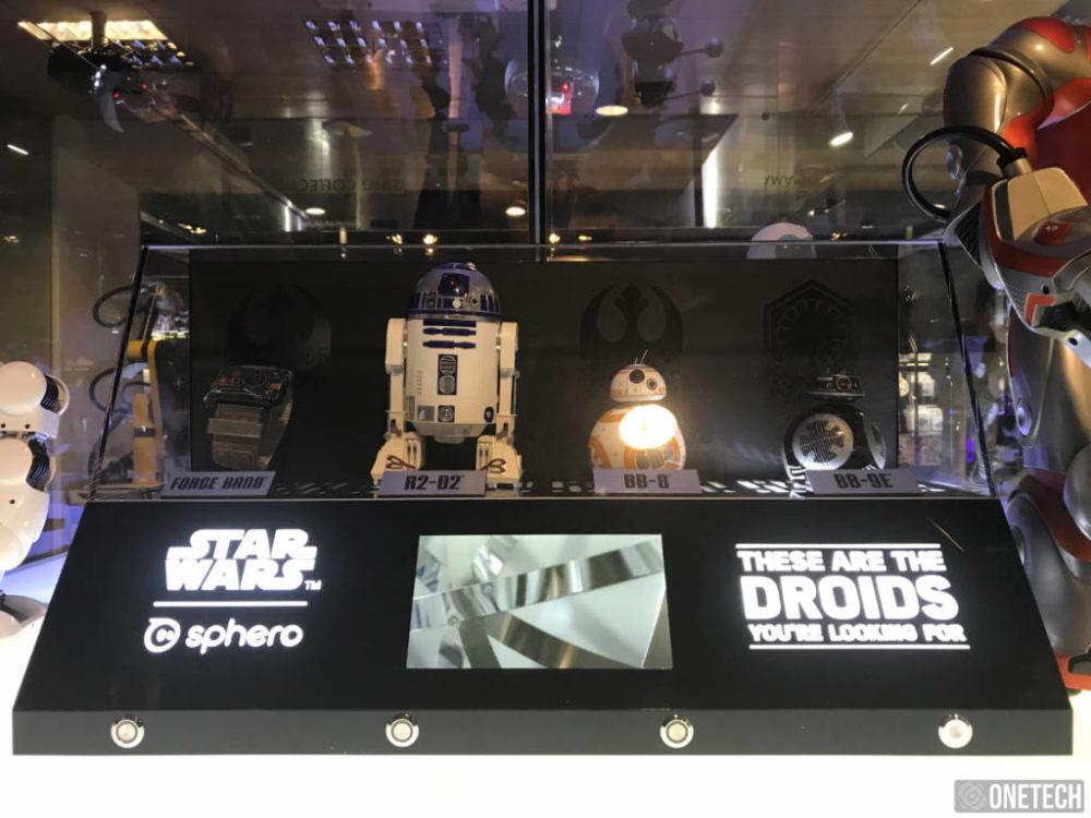 Los drones R2-D2 y BB-9E de Sphero y las naves de combate de Propel llegan con el STAR WARS FORCE FRIDAY II 2