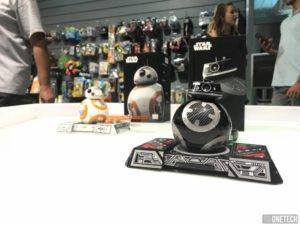Los drones R2-D2 y BB-9E de Sphero y las naves de combate de Propel llegan con el STAR WARS FORCE FRIDAY II 8