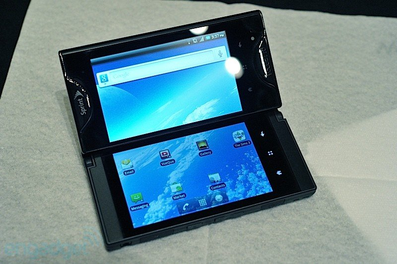 ZTE se anticipa a Microsoft y nos traería un teléfono con pantalla plegable 2