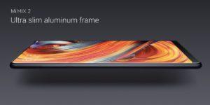 Xiaomi Mi Mix 2 es oficial y ya tenemos especificaciones y precio 4