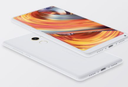 mi mix 2 edition special blanco