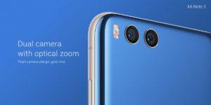 Xiaomi Mi Note 3 presentado, estas son sus especificaciones y precio 6
