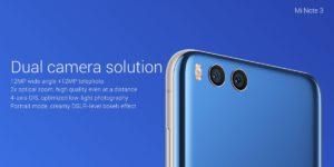 Xiaomi Mi Note 3 presentado, estas son sus especificaciones y precio 4