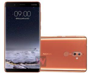 Se filtra el boceto de lo que podría ser el diseño del Nokia 9 1