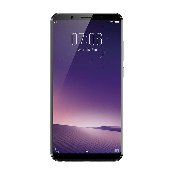 Vivo V7 Plus, el smartphone con cámara frontal de 24MP 1