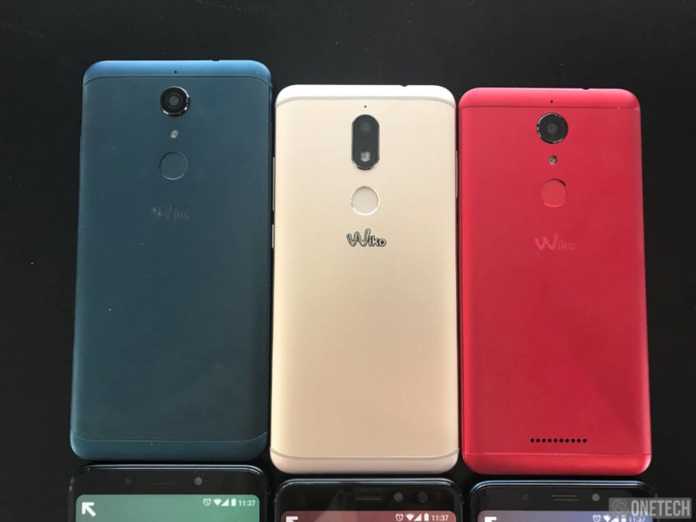 wiko view gama