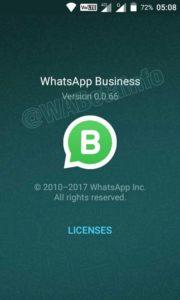 Acerca de WhatsApp Business