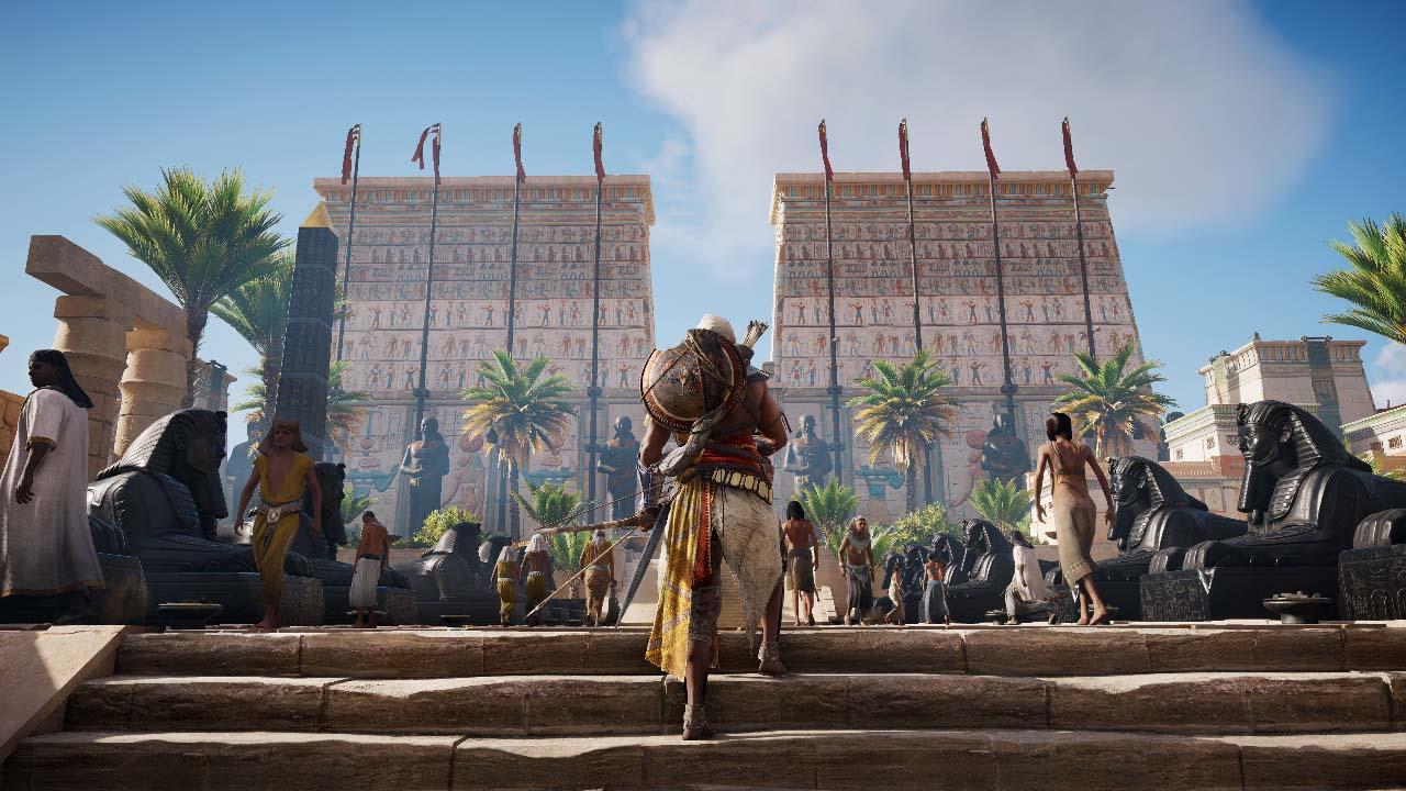 Assassin's Creed Origins El origen de la hermandad