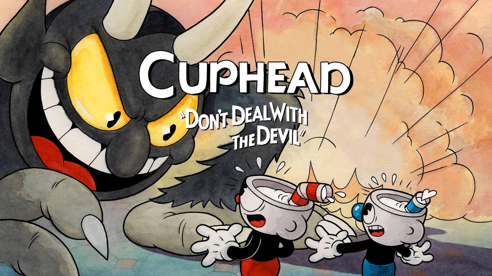 Resultado de imagen para CUPHEAD