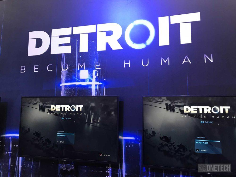 Detroit Become Human genera polémica en la prensa británica 1