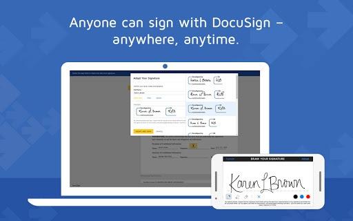 DocuSign Complementos Gmail