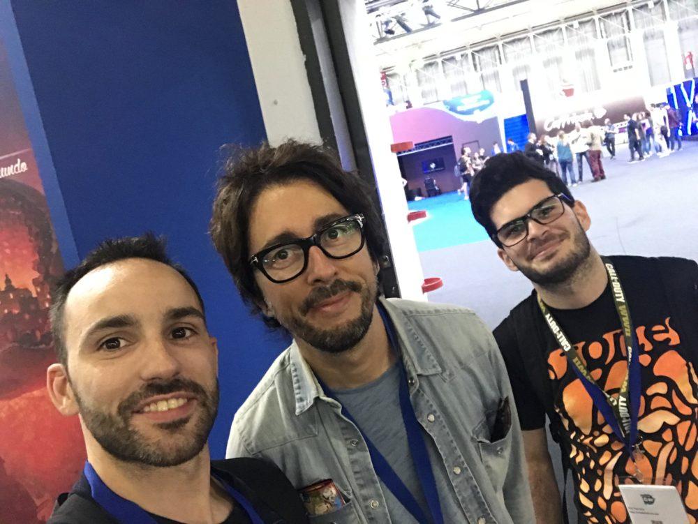 Entrevistamos a Roberto Yeste, responsable de desarrollo local de PlayStation España [BGW17] 2
