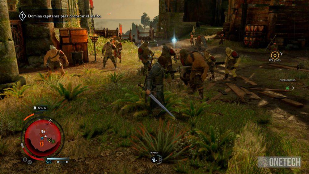 La Tierra Media: Sombras de Guerra, analizamos este increíble juego 11
