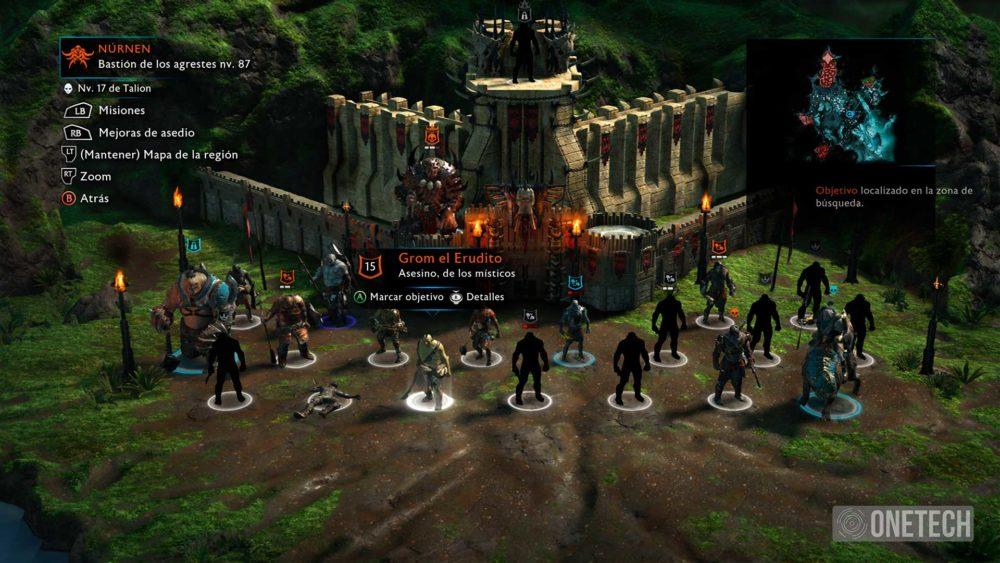 La Tierra Media: Sombras de Guerra, analizamos este increíble juego 32