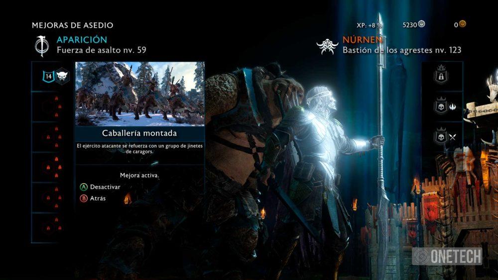 La Tierra Media: Sombras de Guerra, analizamos este increíble juego 29