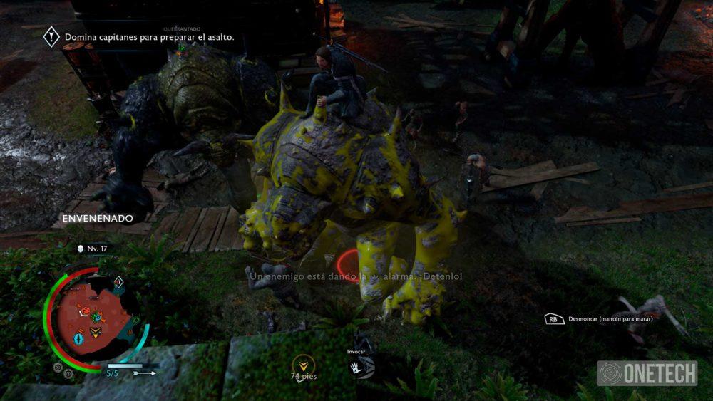 La Tierra Media: Sombras de Guerra, analizamos este increíble juego 13