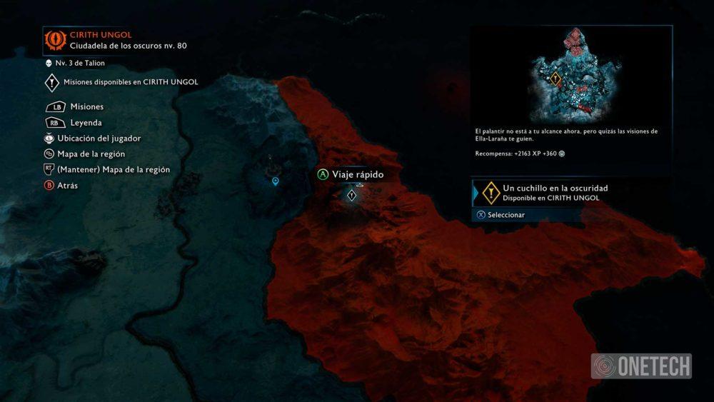La Tierra Media: Sombras de Guerra, analizamos este increíble juego 27