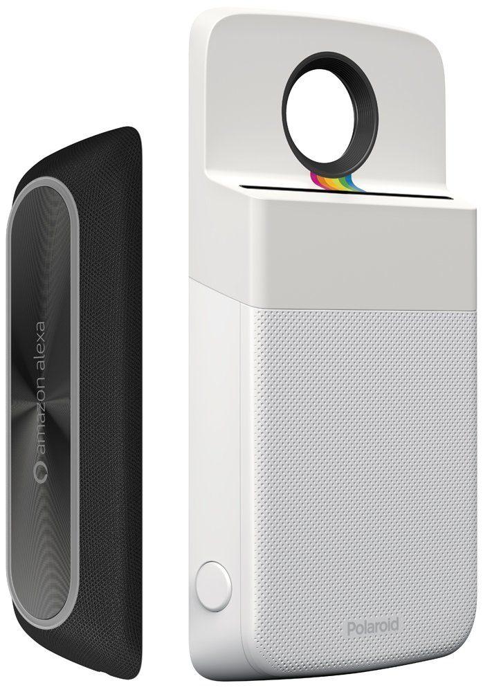 Moto Mods Alexa y Polaroid anunciados en el MWC vuelven a salir a la luz