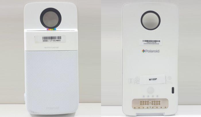 Moto Mod Polaroid