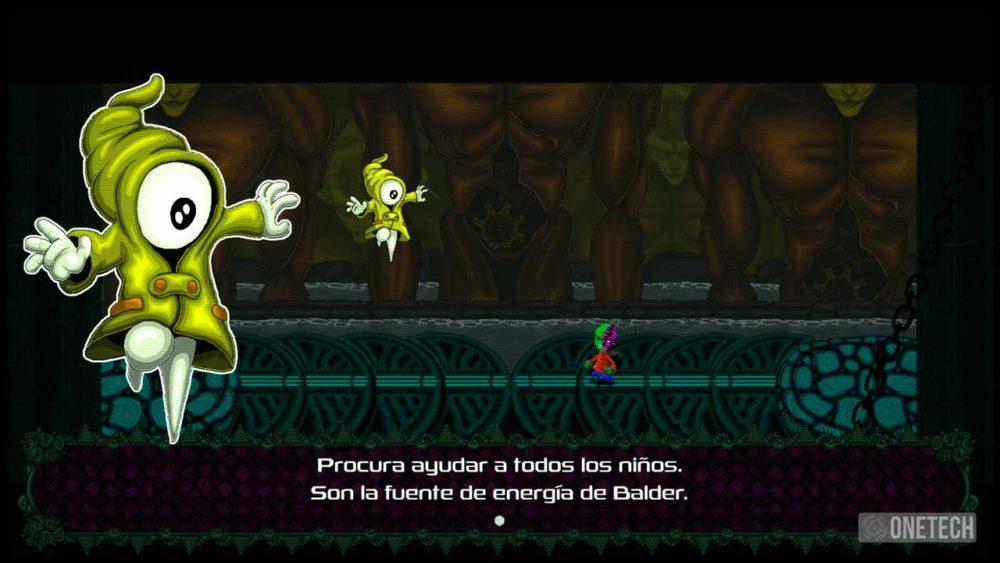Nightmare Boy, analizamos la versión para Nintendo Switch 12