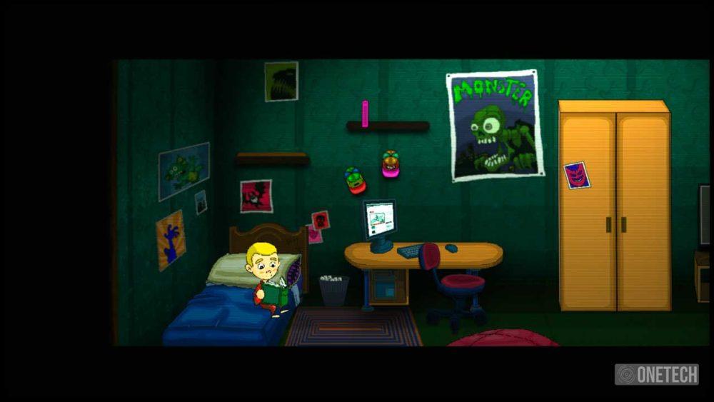 Nightmare Boy, analizamos la versión para Nintendo Switch 4