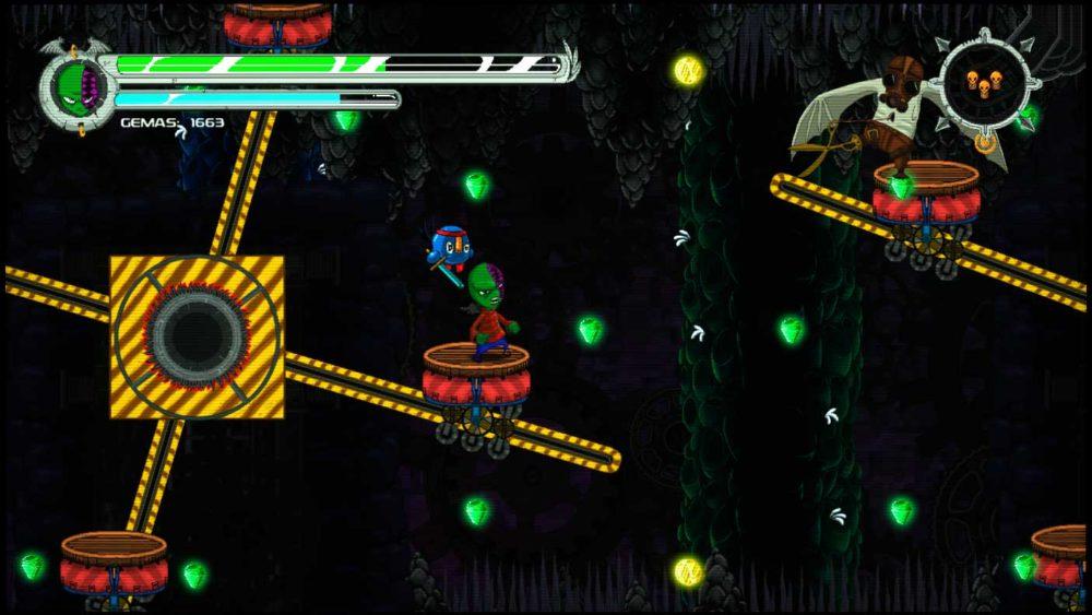Nightmare Boy, analizamos la versión para Nintendo Switch 6