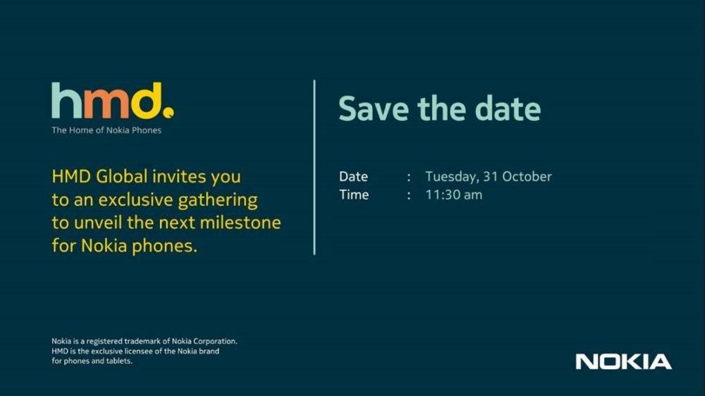 Nokia anuncia un nuevo evento en India sobre Smartphones