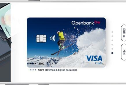 Note8 tarjeta Openbank