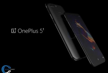 OnePlus 5T concepto