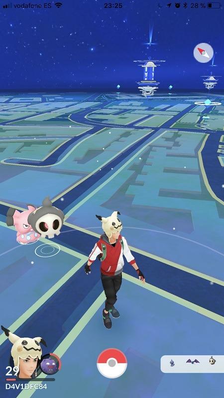 Pokémon GO se pone el disfraz con el evento de Halloween 3