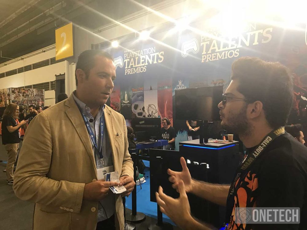 Entrevistamos a Roberto Yeste, responsable de desarrollo local de PlayStation España [BGW17] 1