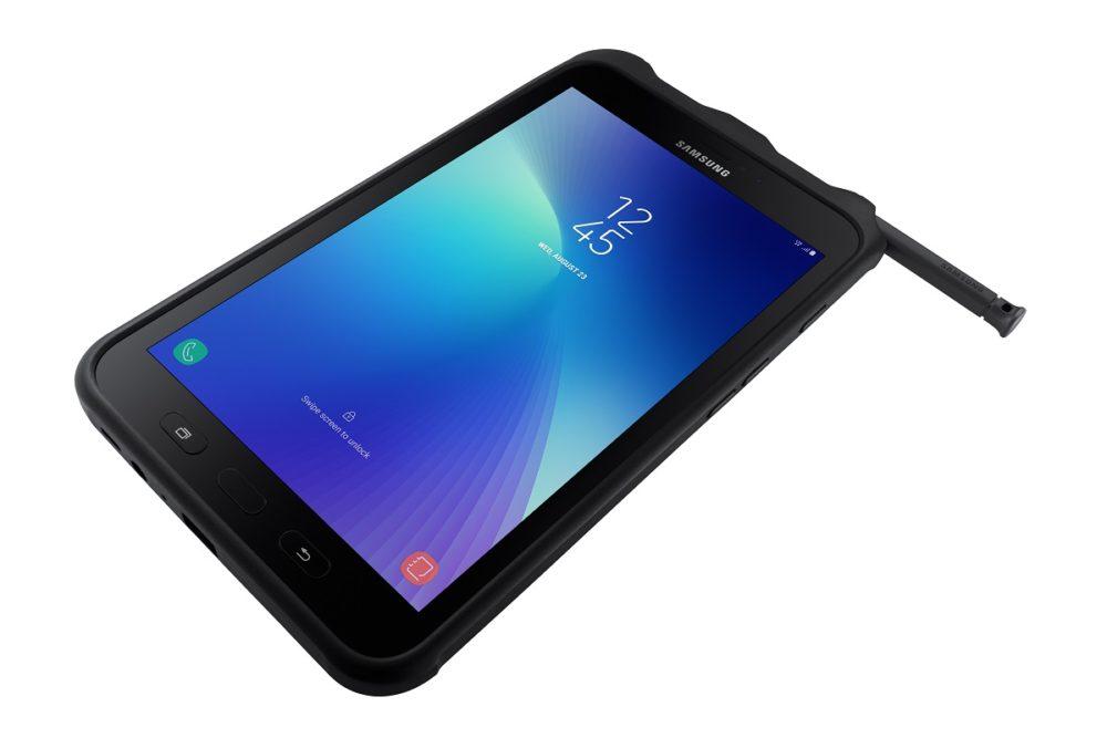 Samsung presenta la nueva Galaxy Tab Active2, una tablet pensada para empresas 1