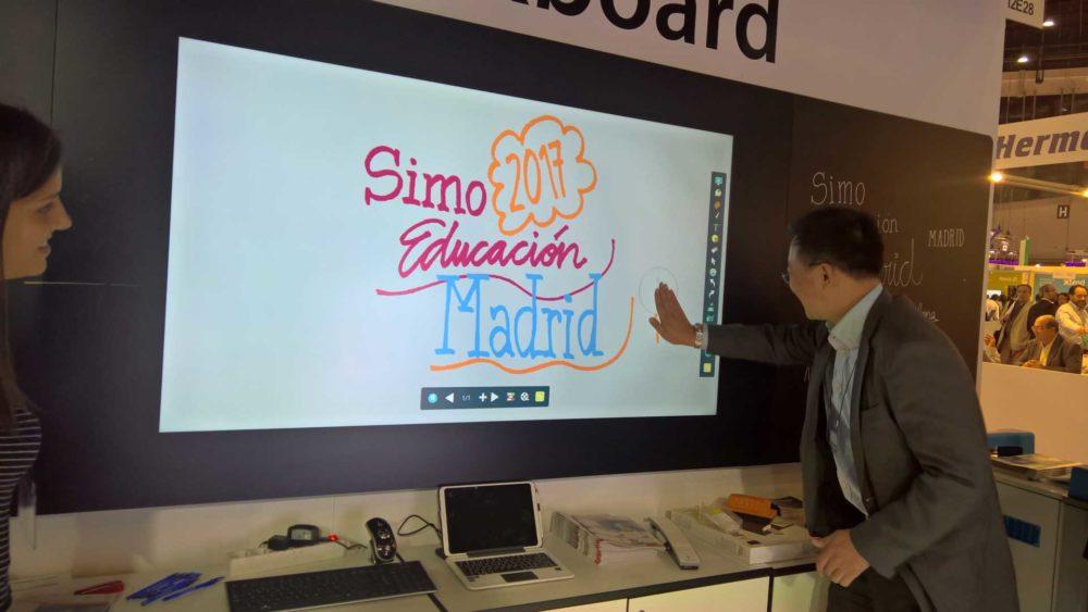SIMO Educación 2017 une la educación y tecnología mediante realidad aumentada, gamificación y robots interactivos 7
