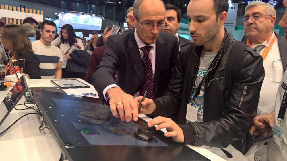 SIMO Educación 2017 une la educación y tecnología mediante realidad aumentada, gamificación y robots interactivos 5