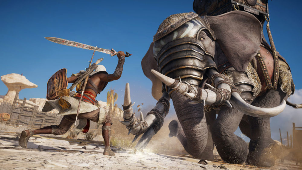 Assassin's Creed Origins en PC