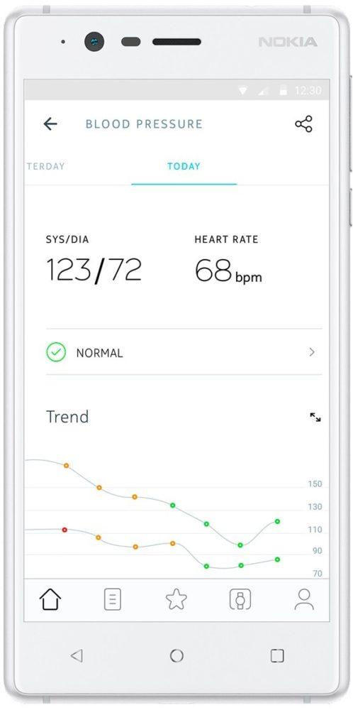 Nokia Steel, un diseño elegante construido para la salud 2