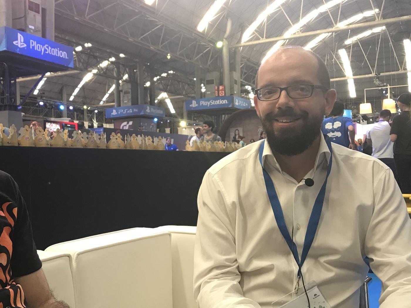 Entrevista con Luis Bento, marketing manager de PlayStation, sobre los eSports y la PS League [BGW17] 1