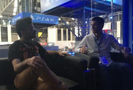 Entrevistamos a Mario Ballesteros, jefe de producto de PlayStation, sobre los futuros lanzamientos de PS4 [BGW17] 3