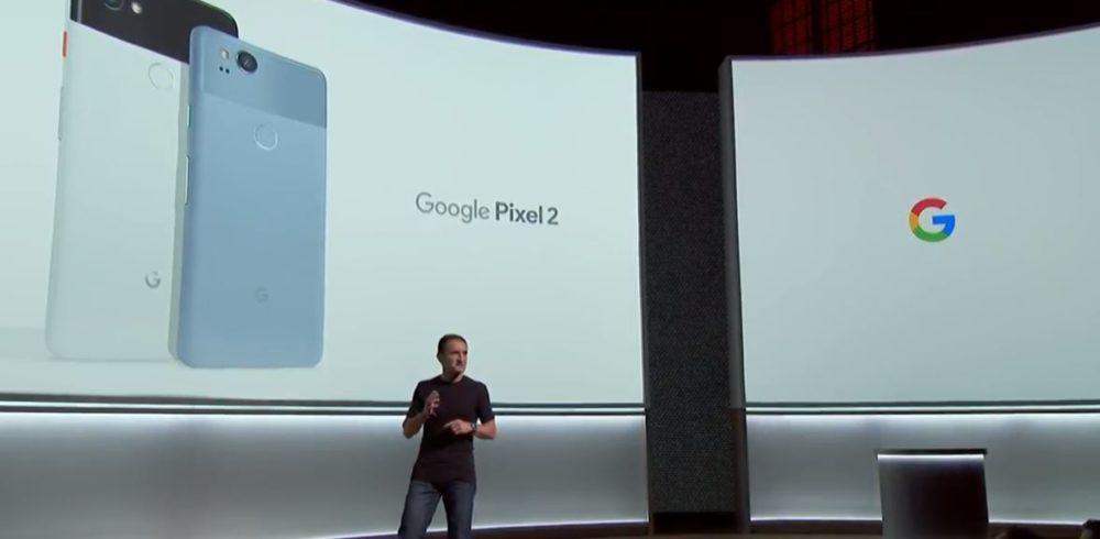 Llegan los Google Pixel 2 y Pixel 2 XL con España entre sus destinos 1